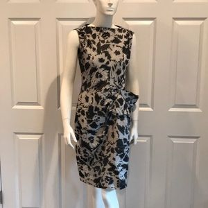 Lanvin gray/black dress